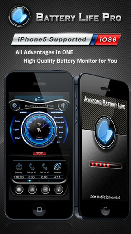 Battery Life Pro All in 1