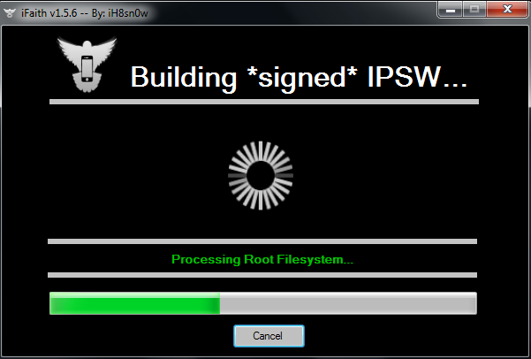 build ipsw