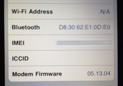 downgrade 06.15.00 to 05.13.04