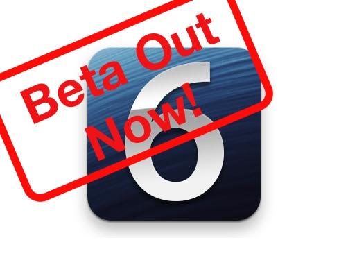 download iOS 6 beta without developer account