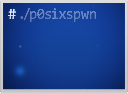 download p0sixpwn for windows