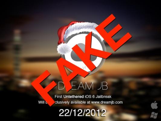 dream jailbreak is fake