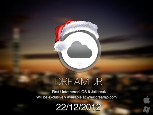 dream jailbreak for iOS 6 / 6.0.1 untethered