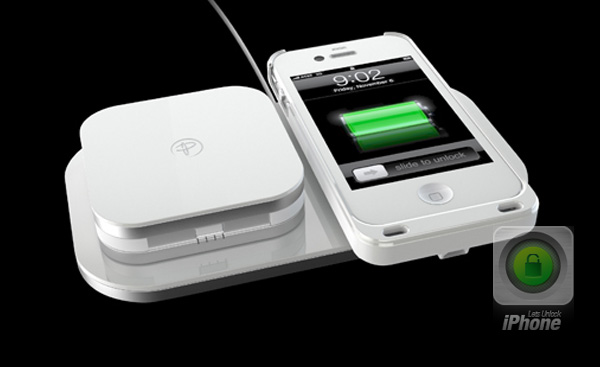 Duracell iPhone Inductive Charger