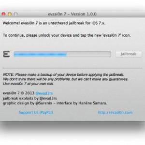 evasi0n 7 app jailbreak process