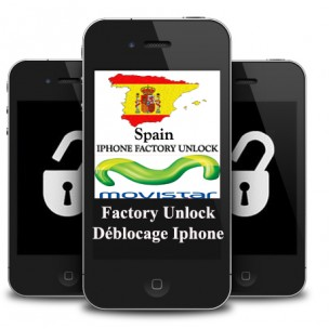 How to Factory Unlock iPhone Movistar