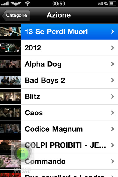 Find More new Movies Using Film OnLine Cydia App | Lets