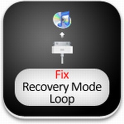 iphone 6 stuck in recovery mode iphone recovery mode loop fixer for jailbroken devices 19337
