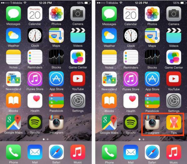 How to Hide iPhone Apps no Jailbreak