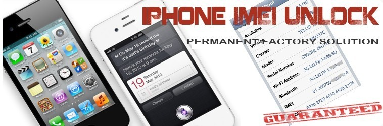 how the iPhone IMEI unlock works