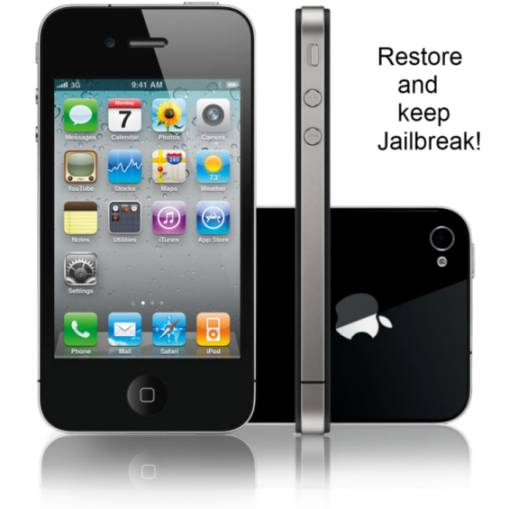 how to restore iphone jailbreak