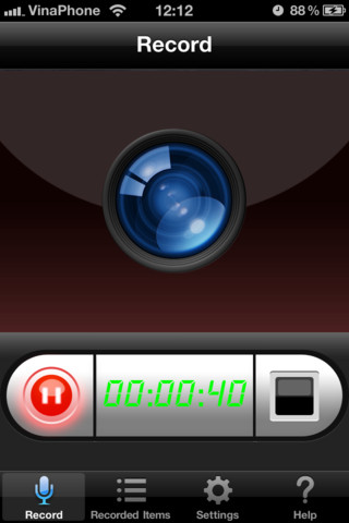 how to use display recorder without jailbreak