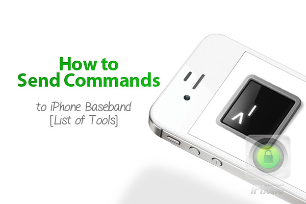 Send Commands to iPhone Baseband [List of Tools]