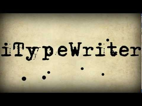 iTypeWriter Cydia Tweak With Vintage Flavour