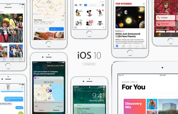 Cool iOS 10 Tips and Links to Download New Firmware