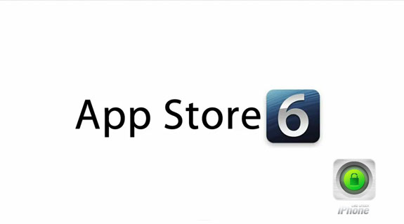 iOS-6-App-Store-Features