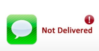 iOS 6 iMessage not delivered