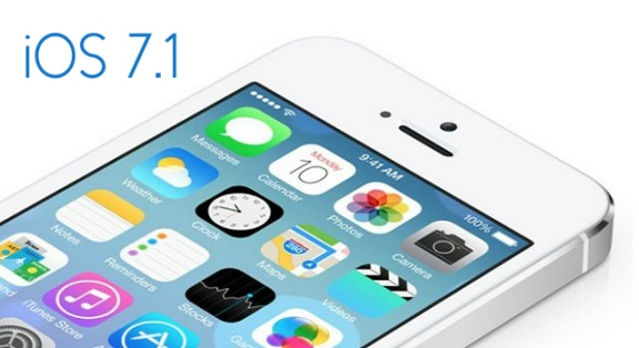 iOS 7.1 Features