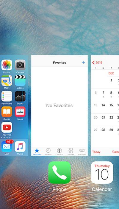 iOS 9 App Switcher Jailbreak Tweak iPhone