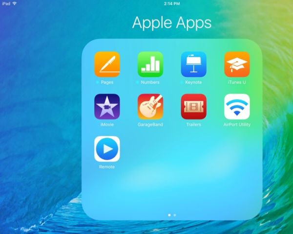 iOS 9 Shortcut Folders Jailbreak Tweak iPhone