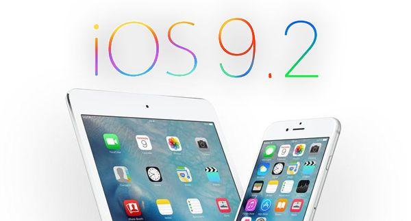iOS 9.2 Testing