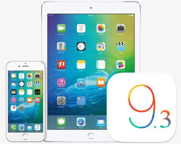 iOS 9.3 Direct Download ipsw Links iPhone iPad iPod touch