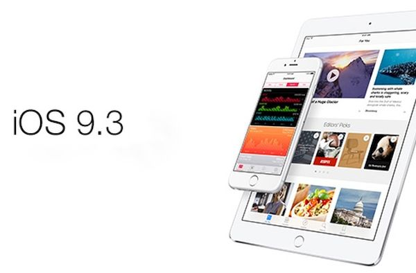 iOS 9.3 Install OTA Update iPhone Instruction