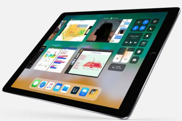iOS 11 iPad Pro Features