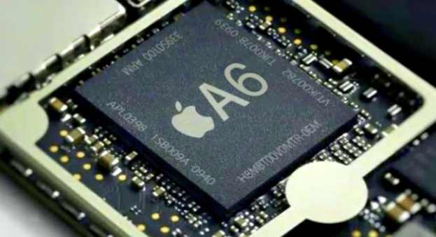 iPhone 5 A6 processor frequancy