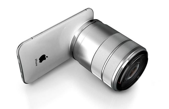 iPhone 5 Front Camera