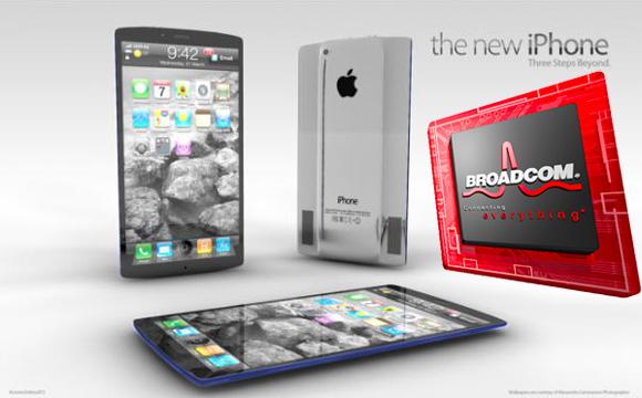 iPhone 5 WiFi Module