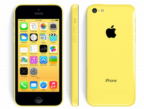 Unlocked iPhone 5C