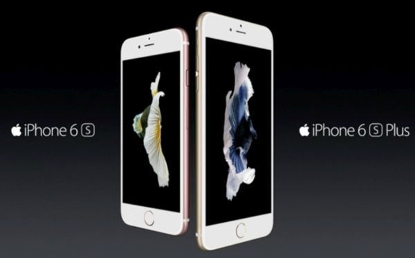 iPhone 6s iPhone 6s Plus Pictures
