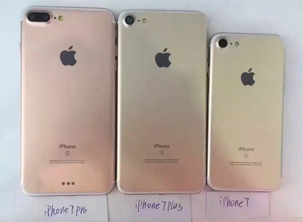 iPhone 7 Rumors Specs Features