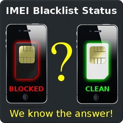 iPhone Blacklist Check