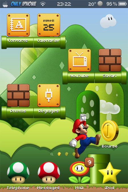 iPhone Nintendo Games 2016