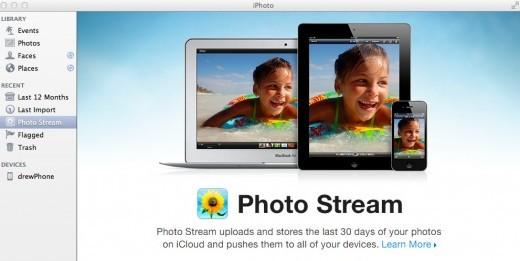 iCloud photos app
