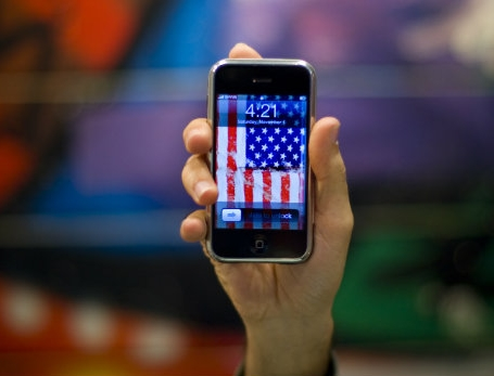 Illegal iPhone Unlock in the U.S.