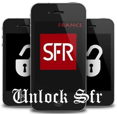 IMEI Unlock SFR iPhone
