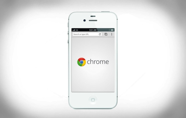 improve chrome on iphone