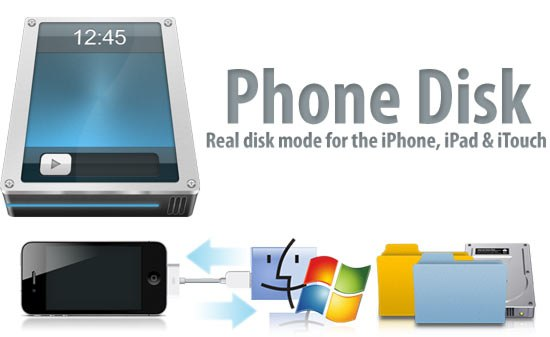 install iPhoneDisk macfuse