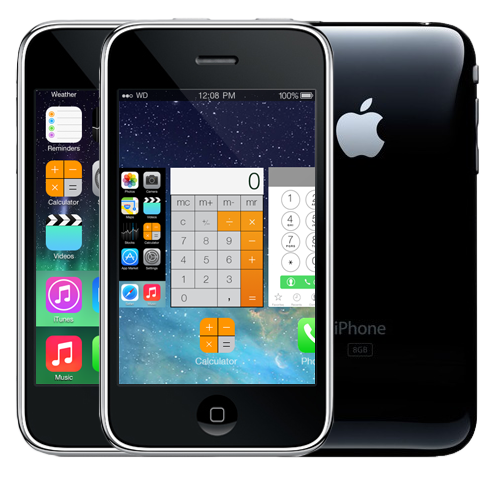 install ios 7 on iphone 3GS guide