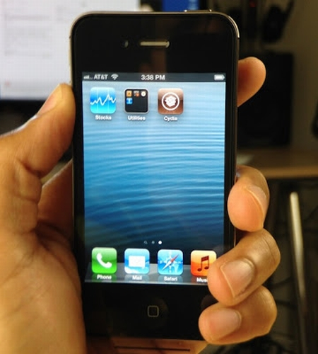 Jailbreak iOS 6.1.3 on iPhone 4S