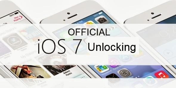 iOS 7 / 7 0 2 Unlocking Method for iPhone 5S / 5c / 5 / 4S