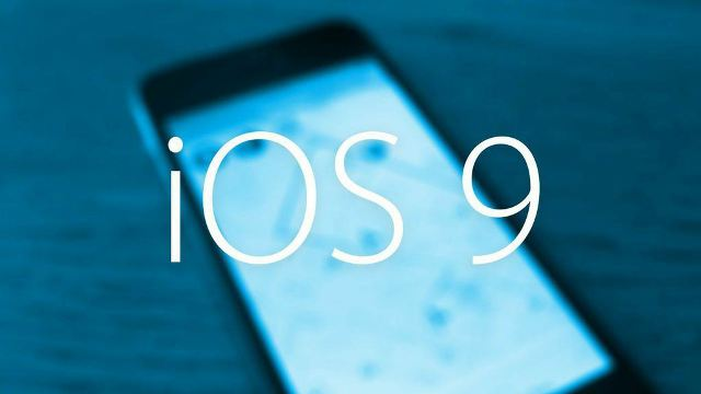 ios 9 introduction