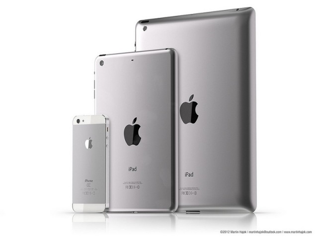 ipad mini production