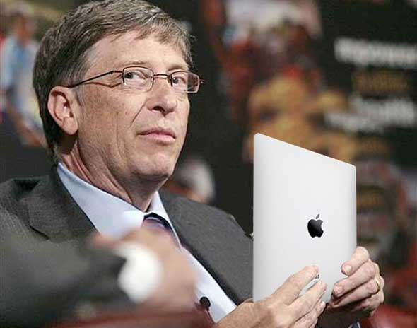 bill gates ipad talk