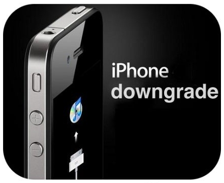 iPhone 4 Baseband Downgrade