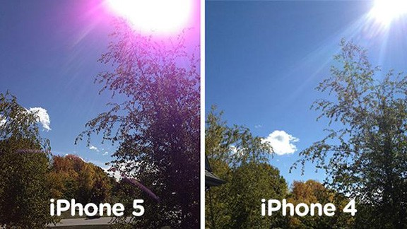 iphone 5 camera issues