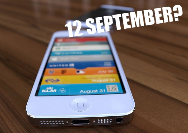 Is iPhone 5 and iPad Mini Release September 12 True?